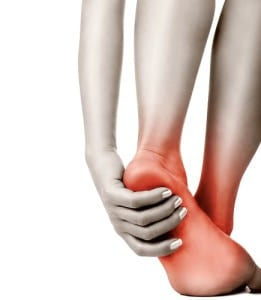 heel pain in women